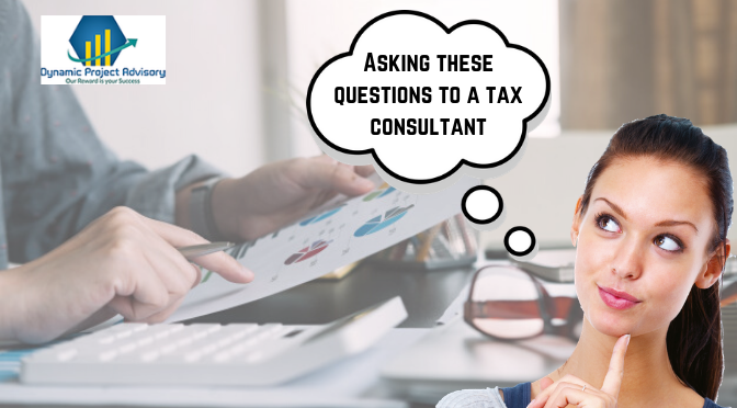 Important Questions to Ask Before Hiring a Professional Tax Consultant