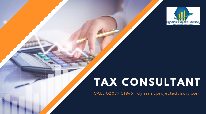 Tax Consultant London